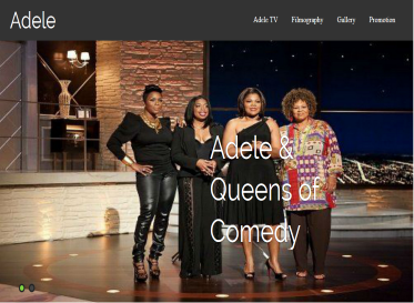 Comedienne: Adele Givens